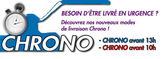 Livraisons CHRONO !