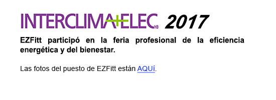 Feria Interclima+Elec 2017
